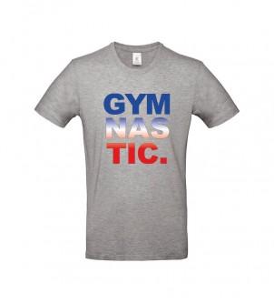 T-shirt homme gym bleu...