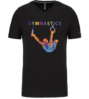 T-shirt BIO L4139 homme...