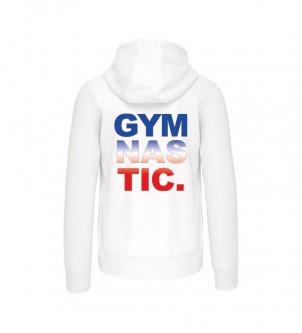 Veste Enfant Gym bleu blanc...