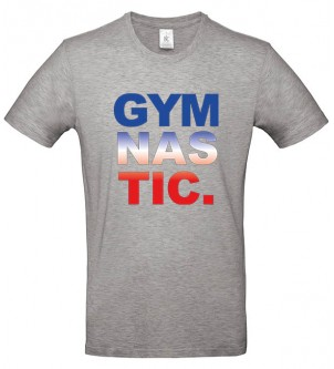 T-shirt enfant Gym bleu...